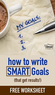 Over and over I've found that the SMART goal setting method is one of the best ways to not only set goals but achieve goals. What is the SMART goal setting method? What are some great SMART goal examples? And where can you get a free SMART Goal Setting Worksheet? Let's talk about that!