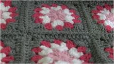 Granny Square tutorials for the different types of granny squares