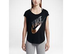 Nike Signal Metallic Women's T-Shirt