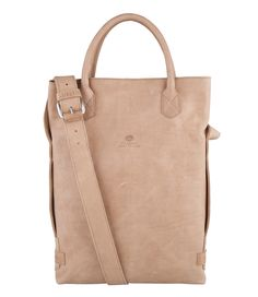Het bestseller model van Shabbies is dit seizoen uitgevoerd in een nieuwe leersoort. De Shabbies Bag Medium is een veelzijdige damestas. (€239,95)