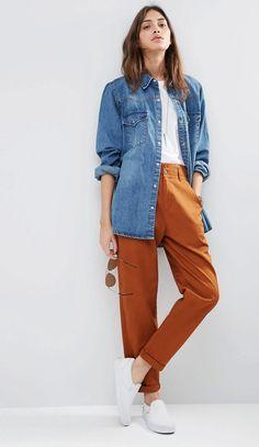 Pantaloni a vita alta: corti, lunghi, da ufficio, ecco quali comprarePantaloni a...