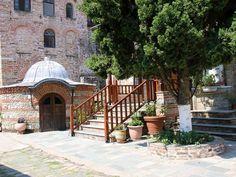 Άγιον Όρος - Ιερά Μονή Κουτλουμουσίου