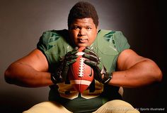 Baylor football's LaQuan McGowan is more than just a unique physical specimen. Read his story.