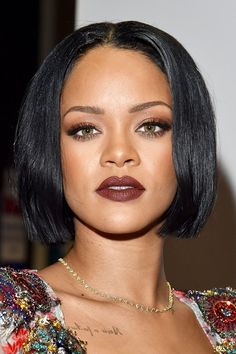 Rihanna Hairstyles & Hair Colour 2005-2013 Pictures (Vogue.com UK) (Vogue.co.uk)