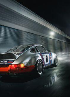 Porsche 911 RSR //