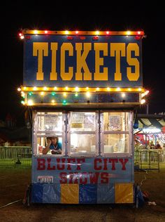 .Tickets. Entrance