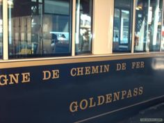 Goldenpass - Train