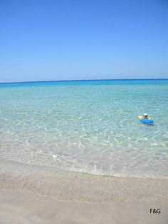 Caraibi? No, #gallipoli. Trasparente e azzurrissima Puglia! #buongiorno