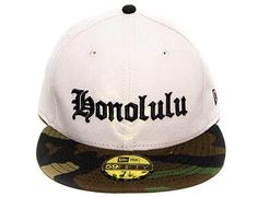 Kulaiwi 59Fifty Fitted Cap by FITTED HAWAII x NEW ERA