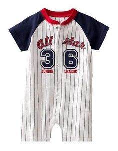 Sporty Baby Rompers Kids Jumper Jumpsuit,Price: time AM MYT,Category: One Piece / Clothings / Baby / Fashion One Piece Clothing, Boy Clothing, Baby Clothes Patterns, Clothing Patterns, Ball Birthday, Baby Rompers, Child Fashion, Kids Prints, Toy Story
