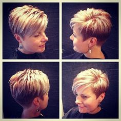 "9796 | Flickr - Photo Sharing! [ ""Move away from undercut?"" ] # # #Pixie #Hairstyles, # #Short #Haircuts, # #Layered #Haircuts, # #Woman #Hairstyles, # #Short #Hair #Styles, # #Short #Cuts, # #My #Style, # #Hair #Beauty, # #Beauty #Tips"