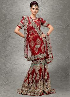 Indian Bridal Sarees for Women