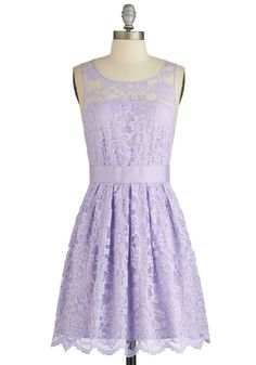 BB Dakota When the Night Comes Dress in Violet | Mod Retro Vintage Dresses | ModCloth.com