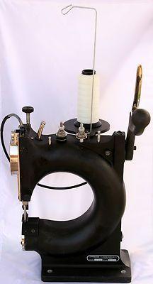 Tippmann Boss Heavy Duty Leather Sewing Machine. For Sale.