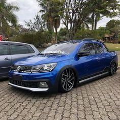 #saveiro #rebaixada Volkswagen Jetta, Tiguan Vw, Vw Polo Cross, Carros Bmw, Moto Car, Sport Truck, Karts, Suv Trucks, Honda Fit