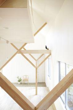 House H by Hiroyuki Shinozaki