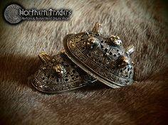 Viking turtle brooch