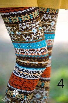 $10.99 | White Plum's Print Leggings! 29 Styles Available! | Shop for women's clothing deals on Jane.com!