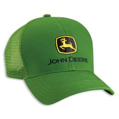 Value Mesh Back Cap - Green