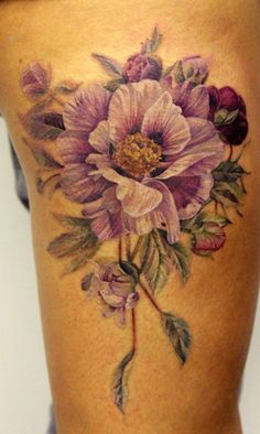 ..Not for a tattoo but just because I thought it was pretty......
