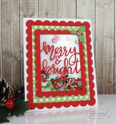 Kendra's Card Company: Taylored Expressions Sneak Peeks Day #3: Let's Get Merry... & Bright!