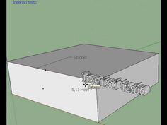 Inserire e trasformare oggetti Testo e Testo 3D in Sketch Up 8 (con sottotitoli) - #3DText #Guida #Redbaron85 #SketchUp8 #Sketchup8 #Testo #Testo3D #TestoEstruso #Tutorial #Videotutorial http://wp.me/p7r4xK-fu