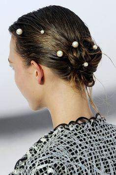 DIY hair fun, Chanel style!