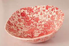 samantha robinson porcelain bowl