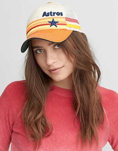 Made exclusively for AEO. In 1946, American Needle starting selling baseball caps like the ones players wore on the field—they sold out on day one. Now, the company leads the pack with headwear admired worldwide.