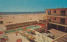 Sea Sprite Apt. Hotel - Hermosa Beach, California by The Pie Shops, via Flickr