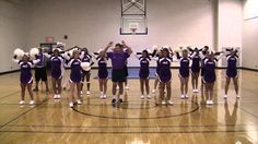 Go, You Chicken Fat, Go! I remember doing this in PE at Hazelwood Jr. High!
