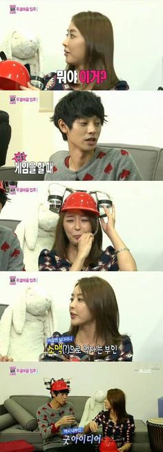 Jung Joon Young and Jung Yoo Mi make a name for themselves as a '4D couple' on 'We Got Married'