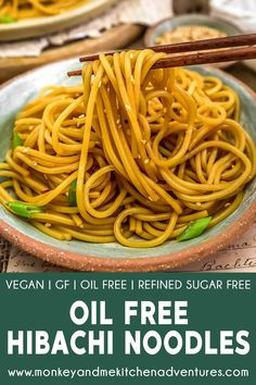 Clean Recipes, Whole Food Recipes, Healthy Recipes, Healthy Meals, Diet Recipes, Hibachi Noodles, Vegan Party Food, Clean Eating Dinner
