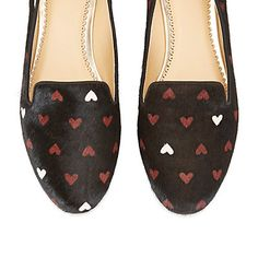 Just fell in love with the Heart Print Smoking Slipper for $138 on C. Wonder! Click on the image and receive 20% off your next full-price purchase and find something you love too!
