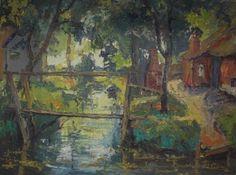 Piet Zwiers 1907-1965. Giethoorn.