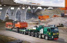 European big rigs/heavy haulers!