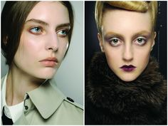 M.A.C Presents The Autumn/Winter 2014 Makeup Trends: Part 2 - ON REFLECTION and UNPROCESSED
