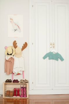 Martina and Lola's Sweet Shared Space Nursery Tour | Apartment Therapy