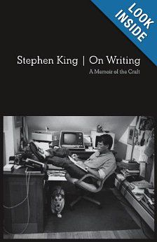On Writing: 10th Anniversary Edition: A Memoir of the Craft: Stephen King: - Recommended by Michael Hyatt