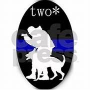 Police K9 Bumper Stickers   Car Stickers, Decals, & More