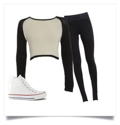 """na spacer"" by julia-wolna on Polyvore"