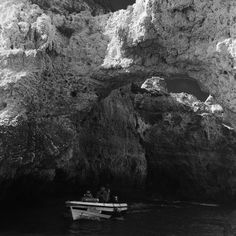 Lagos Beaches #lagos #portugal #blackandwhite #algarve