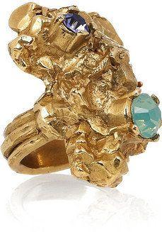 #net-a-porter.com         #ring                     #Yves #Saint #Laurent�|�Arty #5-karat #gold-plated #ring�|�NET-A-PORTER.COM   Yves Saint Laurent�|�Arty Too 5-karat gold-plated ring�|�NET-A-PORTER.COM                               http://www.seapai.com/product.aspx?PID=806927