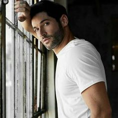 Tom Ellis in all his Lucifer glory is my inspiration for my billionaire playboy vampire, Christof Rosenbaum, in my novel, Nocturnal Obsession. (Link goes directly to my books page. Lauren German, Fangirl, Chloe Decker, Tom Ellis Lucifer, Dan Stevens, Morning Star, Hommes Sexy, Hot Actors, People Magazine