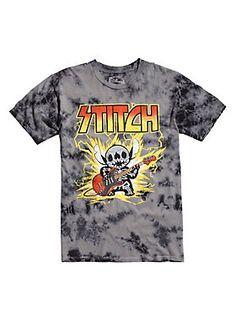 Stitch shreds // Disney Lilo Stitch Metal T-Shirt