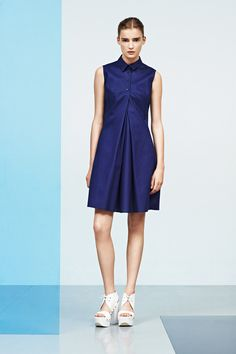 Jil Sander Navy | Spring 2014 Ready-to-Wear Collection | Style.com