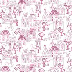 My House Pink by Galerie : Wallpaper Direct Rose Wallpaper, Kids Wallpaper, Wall Wallpaper, Pattern Wallpaper, Pink Walpaper, Galerie Wallpaper, Wall Jack, Geometric Wallpaper Murals, Buy Wallpaper Online