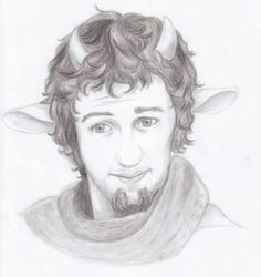 drawing Mr Tumnus narnia - Google Search