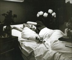candy darling's death bed