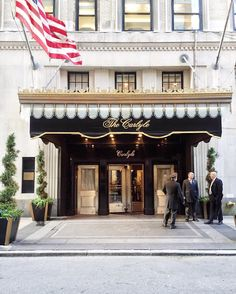 Does it get any more classic New York than The Carlyle?